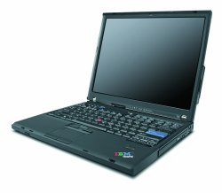 Thinkpad T60 picture - taken from/copyright by http://thinkwiki.org/images/8/8e/ThinkPadT60.jpg
